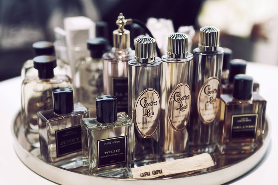 Wakacyjna podróż z zapachami…