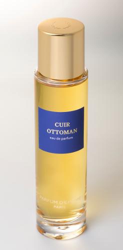 parfum d'empire cuir ottoman