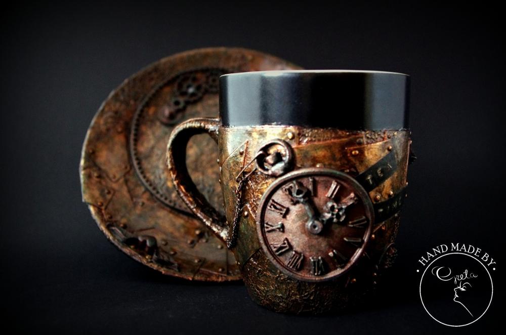 Steampunkowy kubek2_www_NeedWant_Perfumeria Greta_Żywiec