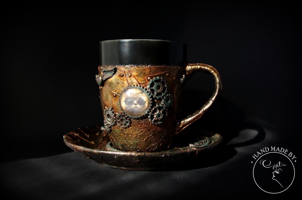 Steampunkowy kubek1_www_NeedWant_Perfumeria Greta_Żywiec