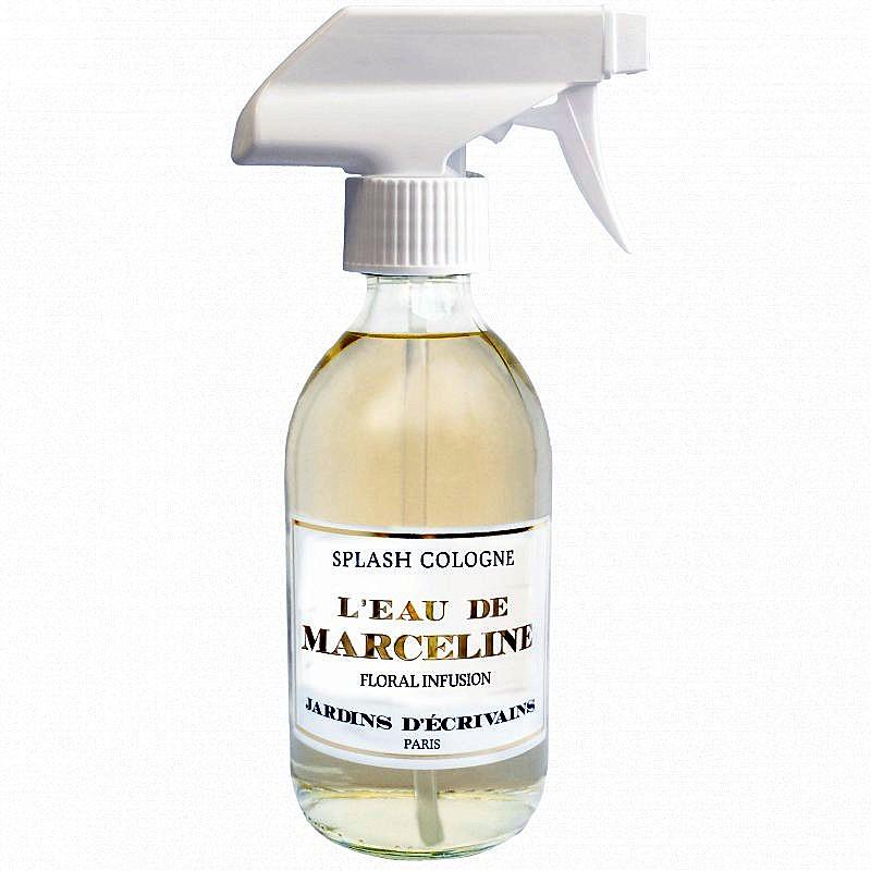 jardins d'ecrivains l'eau de marceline