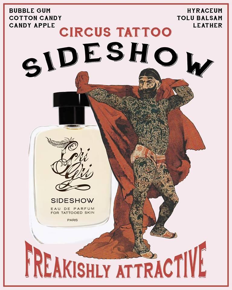 PerfumeriaGreta-sideshow poster