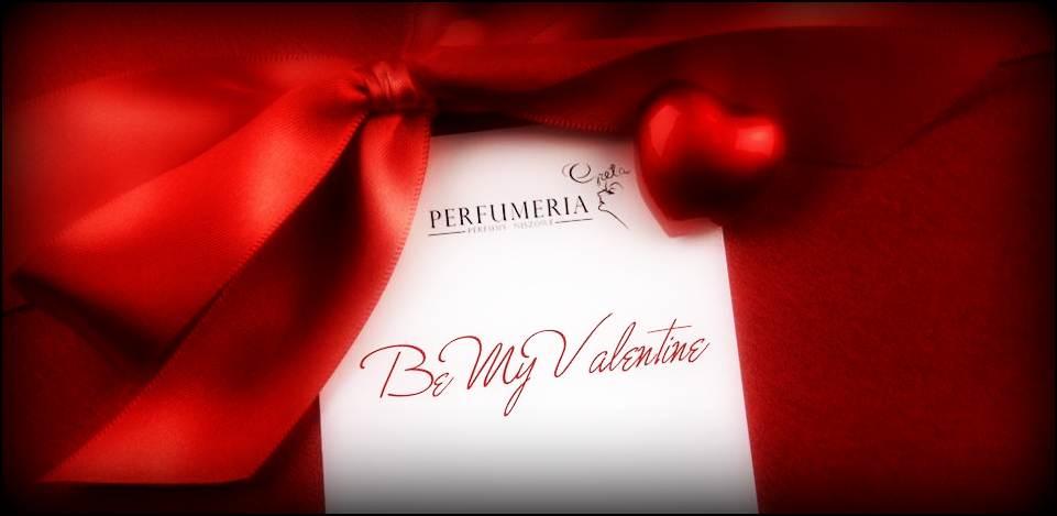 Walentynki i miłosne perfumy…